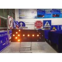 Buy cheap Solar traffic sign-solar led traffic arrow board from wholesalers