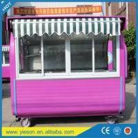 Buy cheap hot dog concession carts for sale from wholesalers