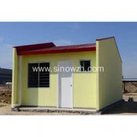 Buy cheap Sandwich Panel House for Refugee from wholesalers
