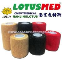 Buy cheap Colorful Printed Cotton Bandage from wholesalers