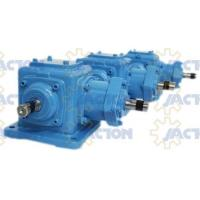 Buy cheap two drive shafts spiral bevel gearbox from wholesalers