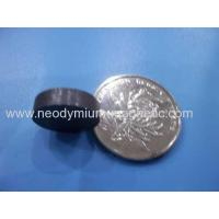 Buy cheap Strong Permanent Disc Rare Earth Ferrite Magnet For Auto Motor Sensors from wholesalers