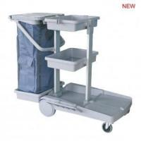 Buy cheap multi-functional janitorial cart from wholesalers