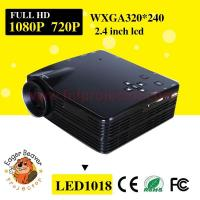 Buy cheap 180W LED,20000hours life cheap multimedia wifi hd led projector from wholesalers