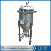 Buy cheap Multifunctional small conical fermenter, conical fermenter 500l, 300 liter beer fermenters from wholesalers