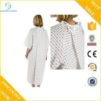 Buy cheap High Quality Patient Gown, Hospital Gown, Hospital Clothing Patient Gown from wholesalers