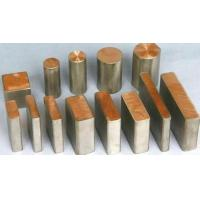 Buy cheap Titanium clad copper from wholesalers
