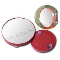 Buy cheap magnifying glass mirror with suction LJ3231 from wholesalers