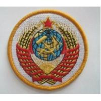 Buy cheap Customized Embroidered Badges from wholesalers
