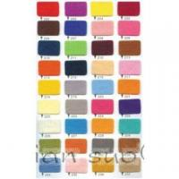 embroidery colorful polyester felt product
