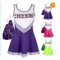 Buy cheap Sexy Cheerleader Lingerie Dress with Hand Flowers from wholesalers