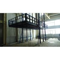 Buy cheap Guide rail hydraulic elevator from wholesalers