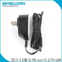 Buy cheap 6W UL VDE BS KC PSE CCC SAA Plug AC DC Wall Plug Adaptor from wholesalers