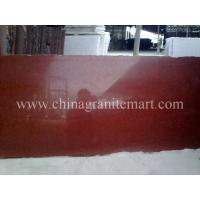 Buy cheap Dyed Red,Dyed Red Slabs,Red Collection,SHENZHEN LEESTE INDUSTRY CO LTD from wholesalers