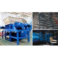 Buy cheap Twin-shaft Shredder from wholesalers