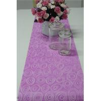 Buy cheap Foaming Nonwoven Table Tunner product
