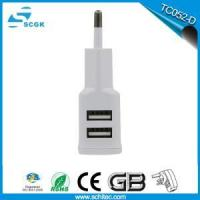 Buy cheap Mobile phone charger for cell phone charger with single usb travel adapter for samsung from wholesalers