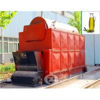 Buy cheap Olive Pomace Fired Steam Boiler from wholesalers