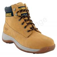 Buy cheap Dewalt Hiker Boots Nubuck Chemical and Oil Resistant Steel Toe Cap Size 11 [Pair] Ref APPRENTICE11 from wholesalers