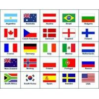 Buy cheap National Flags product