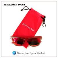 Buy cheap Microfiber Sunglasses Cleaning Pouch from wholesalers
