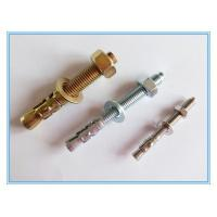 Buy cheap Stainless Steel 304/316 OEM Hilti Bolt/ Expansion Bolt/ Anchor Bolt from wholesalers