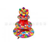 Buy cheap oh-m004 three-tier cake stand paper from wholesalers
