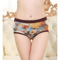 Buy cheap printed cotton panties for women from wholesalers