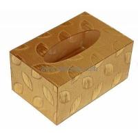 Buy cheap Wholesale acrylic tissue box holders tissue box large plastic box BTB-099 product
