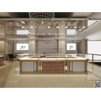 Buy cheap JD114 Commercial luxury jewelry display cabinet from wholesalers