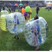 Buy cheap PVC Inflatable Bubble Soccer Football Ball ,Zorb Ball, inflatable human hamster ball, Bumper Ball from wholesalers