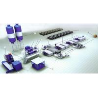 Automatic lightweight wall panel production line
