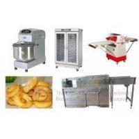 Buy cheap 4T Donut Series Production Line from wholesalers