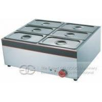 Buy cheap Electric Buffet Food Warmer Bain Marie GGF-6V from wholesalers