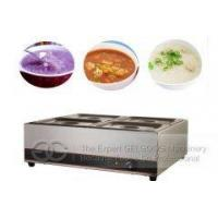 Buy cheap Electric Buffet Food Warmer Bain Marie With 4 Pots GGH-4 from wholesalers