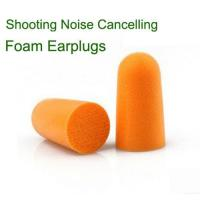 Buy cheap HG-001Hunting Shooting Foam Earplugs Noise Cancelling Earphone Ear Protector from wholesalers