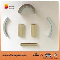 Buy cheap N38 Sintered Arc Neodymium Magnets for Motor from wholesalers