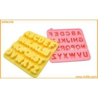 Buy cheap 26-Words silicone ice cube tray from wholesalers