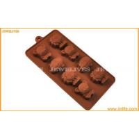 Buy cheap Lovely lionet silicone ice cube tray from wholesalers