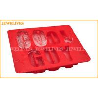 Buy cheap Silicone ice cube tray from wholesalers