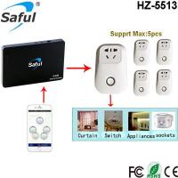 Buy cheap 315/433MHZ Wireless Smart Power Remote Control Socket Plug for Home automation and alarm system from wholesalers