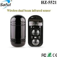 Buy cheap Flexible adaptable small photocell /infrared beam sensor/ fence detector for Perimeter Security from wholesalers