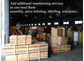 Buy cheap Shenzhen Guangzhou warehousing service with lower price storage fee in China safety logistics product