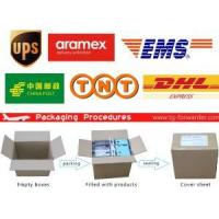 Buy cheap Cheap shenzhen express courier china to south africa by DHL and TNT door to door delivery from wholesalers