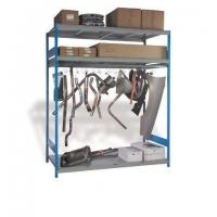 Buy cheap Olympic Parts Accessories SRP1507 Single Rail Hanging Rack 96x36x75H from wholesalers