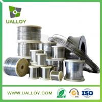 Buy cheap Nichrome Resistance Heating Alloy (NiCr strip NiCr wire NiCr ribbon) from wholesalers