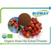 Buy cheap Organic Rose Hip Extract Powder from wholesalers