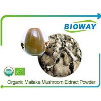 Buy cheap Organic Maitake Mushroom Extract Powder from wholesalers