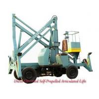 Self-Propelled Articulated Lifts