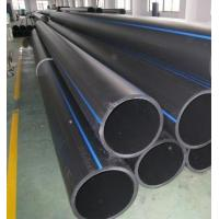 Buy cheap Black SDR 17 HDPE pipe prices from wholesalers